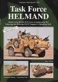Task Force HELMAND - Fahrzeuge der Britischen ISAF-Truppen