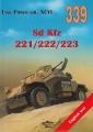 Sd.Kfz. 221/222/223 (4x4) - Sd.Kfz.260/261 (4x4)