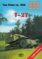 Sowjetische Tankette T-27