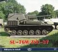 Sowjetische Selbstfahrlafette SU-76M / ZSU-37