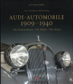 AUDI-Automobile 1909-1904: Das Unternehmen- Die Marke- Die Autos