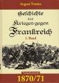 Geschichte des Krieges Frankreich, Band 1