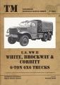 U.S. WW II - White, Brockway & Corbitt 6-ton 6X6 Trucks