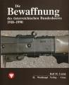Die Bewaffnung des österreichischen Bundesheeres 1918-1990