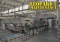 Kampfpanzer Leopard 2 in Wartung und Instandsetzung