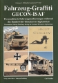 Fahrzeug-Graffiti GECON-ISAF