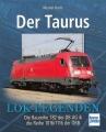 Der Taurus - Baureihe 182 der DB AG & Reihe 1016/1116 der ÖBB