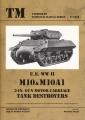 U.S. WW II M10 & M10A1 3-IN. Gun Motor Carriage Tank-Destroyers