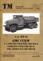 U.S. WW II GMC CCKW 2 1/2-Ton 6X6 Wrecker Trucks ...
