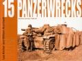 Panzerwrecks Vol. 15 - German Armour 1944-45