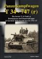 Panzerkampfwagen T 34 - 747 (r)