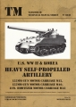 U.S. WW II & Korea Heavy Self Propelled Artillery