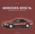 Mercedes Benz SL - Die Baureihen R 129 von 1989 bis 2001