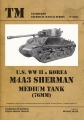 U.S. WW II & Korea M4A3 Sherman Medium Tank (76 mm)