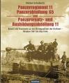 Panzerregiment 11, Panzerabteilung 65 und Panzerersatz-..., Bd.2