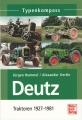 Typenkompass - Deutz Traktoren 1927-1981