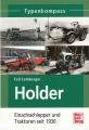 Typenkompass - Holder Einachsschlepper und Traktoren seit 1930