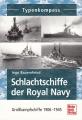 Typenkompass - Schlachtschiffe der Royal Navy