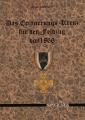 Das Erinnerungs-Kreuz für den Feldzug von 1866