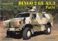 Dingo 2 GE A3.3 PatSi - Patroullien- und Sicherungsfahrzeug