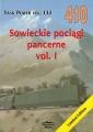 Sowjetische Panzerzüge 1930-1941, Vol. 1