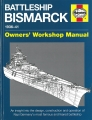Battleship Bismarck 1936-1941 - Haynes Owners Workshop Manual