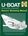 U-Boat 1936-1945 (Type VIIA, B, C and Type VIIC/41)