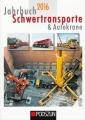 Jahrbuch 2016: Schwertransporte & Autokrane