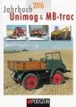 Jahrbuch 2016: Unimog & MB-trac