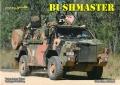 BUSHMASTER Australiens Geschützter Mannschaftstransportwagen-Rad
