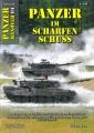 Panzer im scharfen Schuss