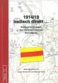 1914/18 badisch direkt....
