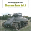 Sherman Tank, Vol. 1 Americas M4A1 Medium Tank in World War II