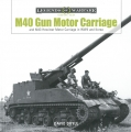 M40 Gun Motor Carriage - and M43 Howitzer Motor Carriage in WWII
