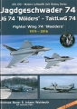 Jagdgeschwader 74 - JG 74 Mölders - TaktLwG 74, Teil 2