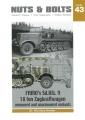 FAMOs Sd.Kfz. 9, 18 ton Zugkraftwagen armoured and unarmoured variants
