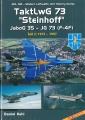 TaktLwG 73 Steinhoff: JG 73 - JaboG 42 - LeKG 42, Teil 2