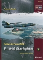 Italian Air Force (AMI): F-104G Starfighter Color Photo Album