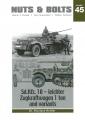 Sd.Kfz. 10 - leichter Zugkraftwagen 1t und Varianten